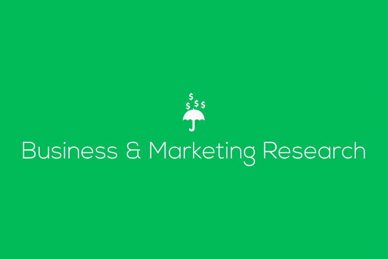 Business and Marketing Research