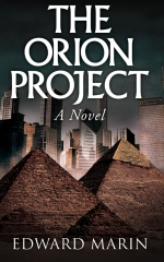 Book Review - The Orion Project A Novel - Edward Marin